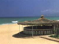 Tangiers beach