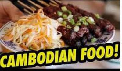 cambodian food Cambodian cuisine
