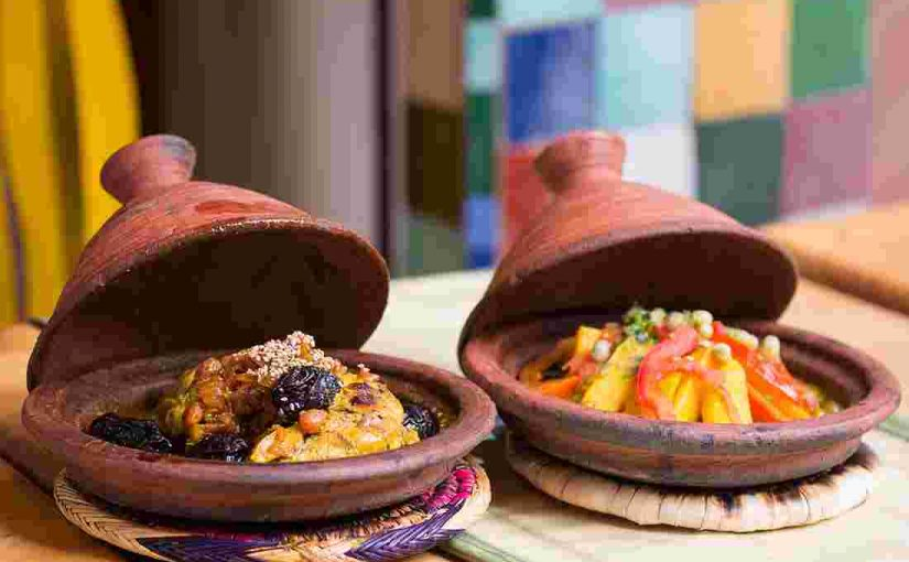 moroccon-food-tajines