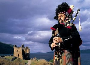 BAGPIPES Great Britain