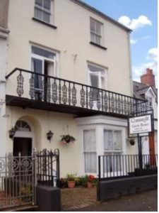 Connaught Guest House Wales
