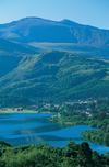 Llanberis Snowdonia Scenery Wales