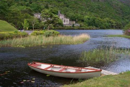 kylemore abbey County Galway