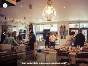 British Cookery Holidays london course